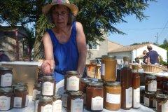 L'atelier du Marron: miel et spécialités à base de châtaignes de Roquefère