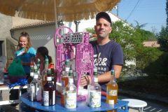 Eric Bouad et ses granitas aux multiples parfums