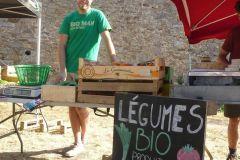 O P'tit Bio de Franck: légumes bio de Saissac