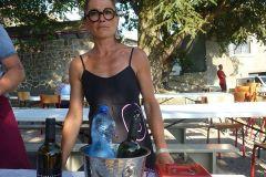 Vin blanc du Domaine Escourrou à Ventenac-Cabardès